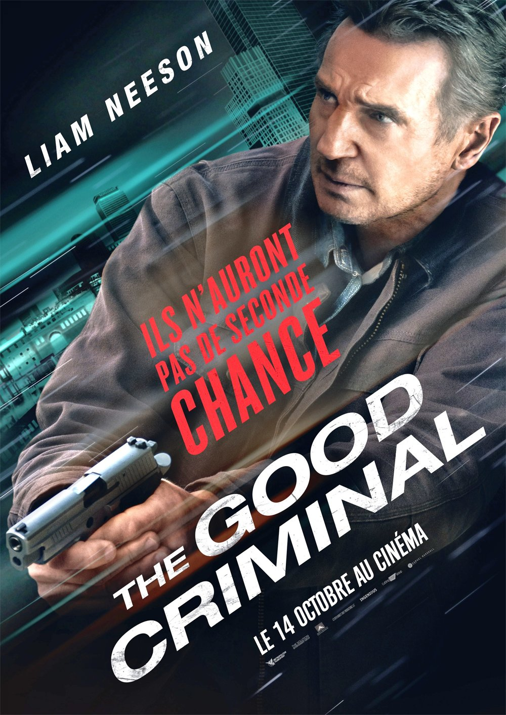 The Good Criminal, film de 2020